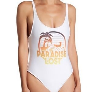 CHRLDR Paradise Lost One Piece X-Small